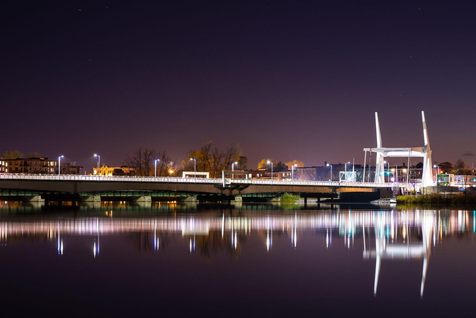 Entraves partielles au pont Gouin dans la nuit de jeudi à vendredi