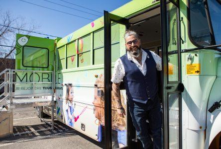 Le Vaisseau, une clinique mobile de pédiatrie sociale unique au Québec