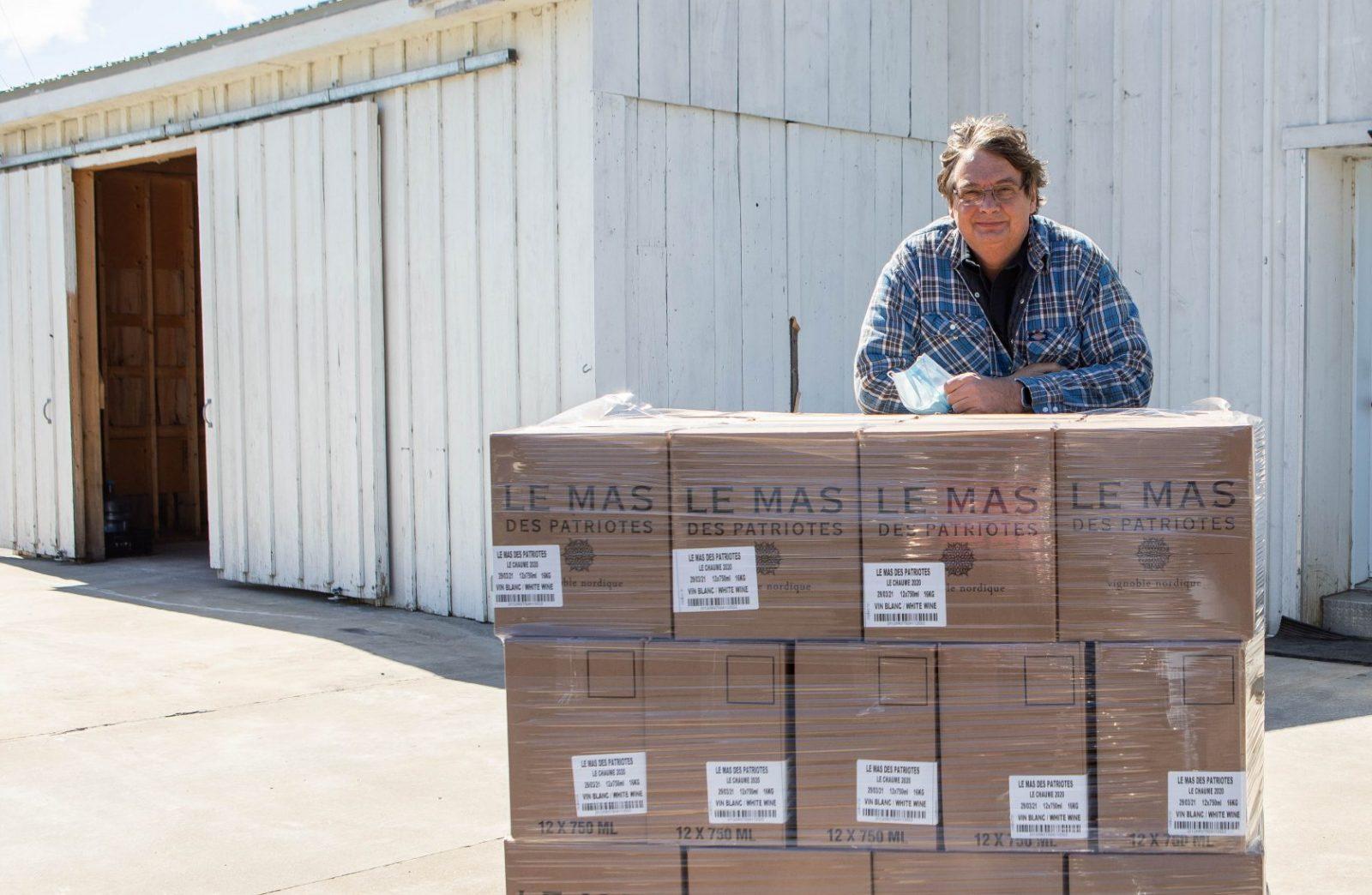 Les ventes de vins du Québec en hausse de 18% en un an