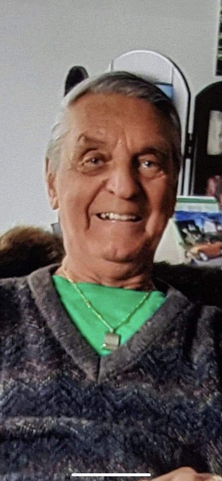 Un homme de 85 ans manque à l'appel