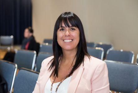 Josée Querry lance la Semaine de la santé mentale
