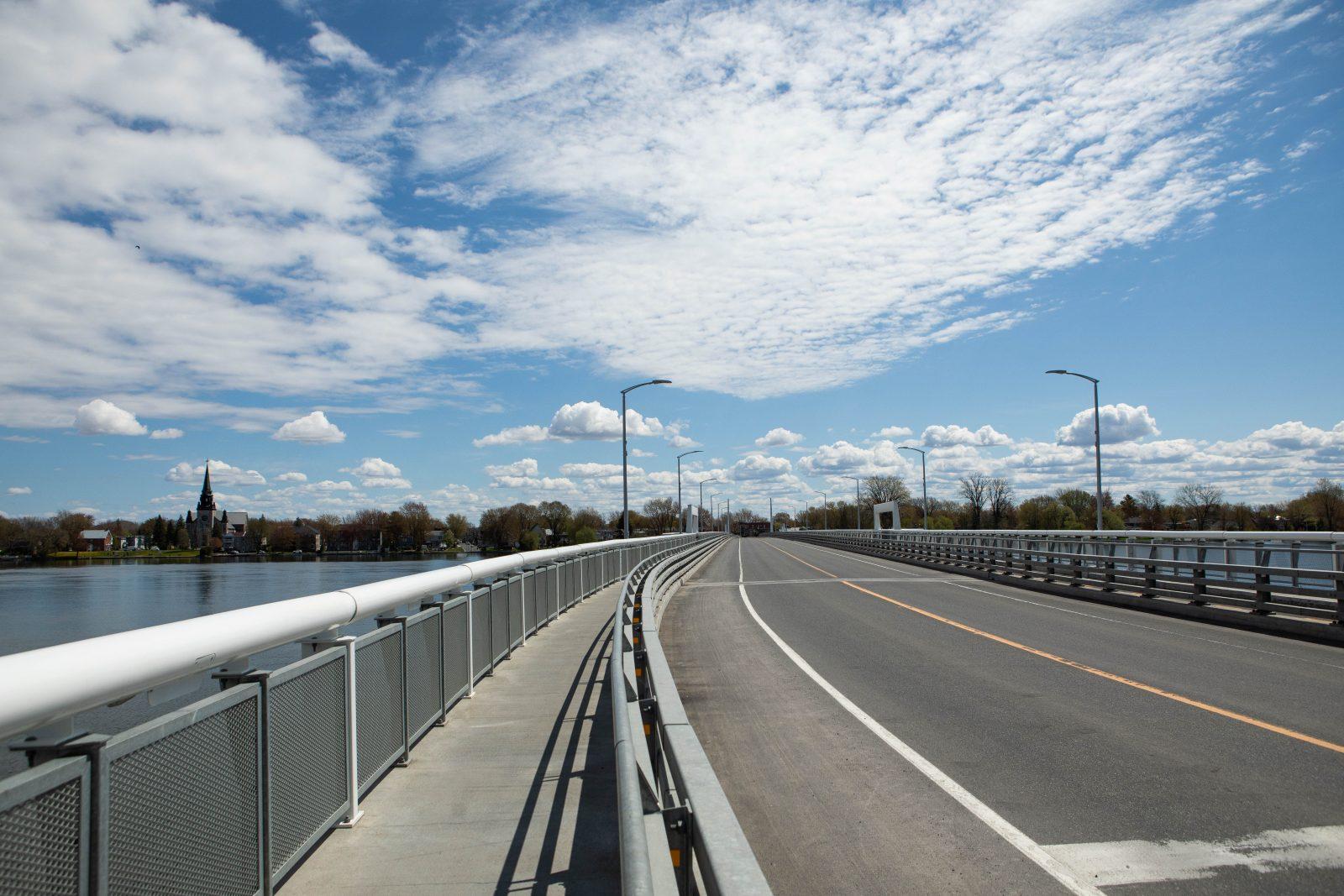 Pont Gouin : entrave à la circulation dès mardi