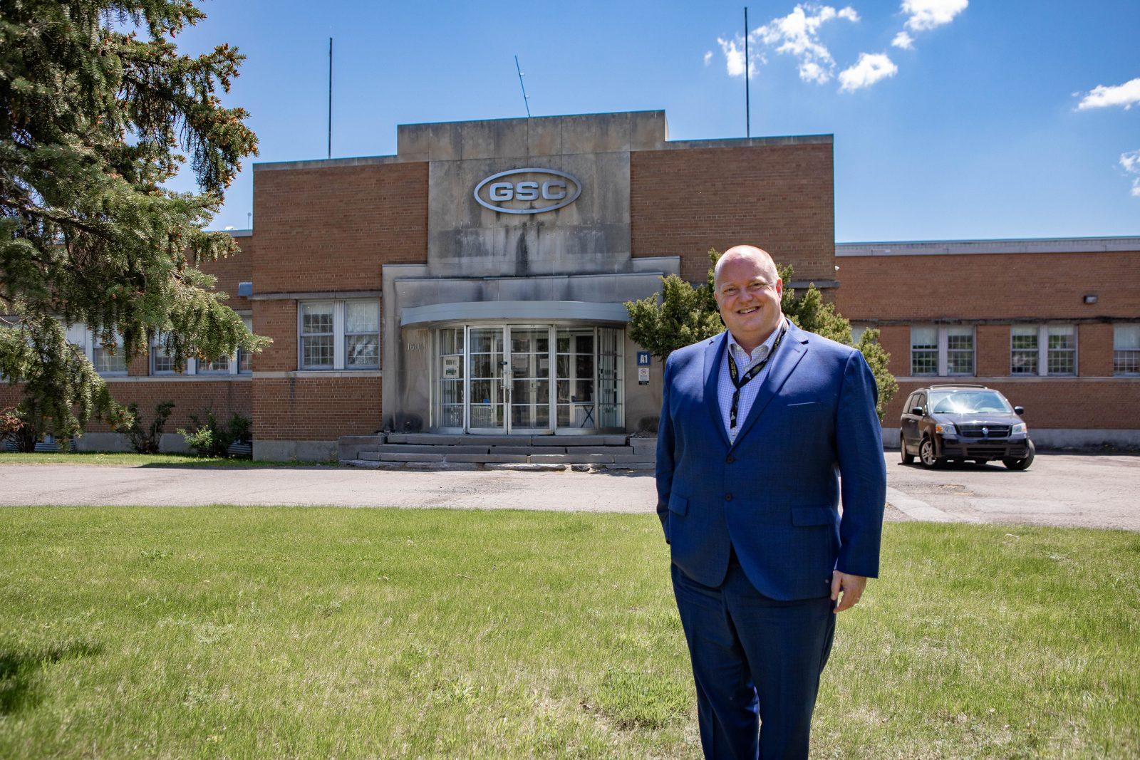 GSC Technologies investira 2 M$ à Saint-Jean