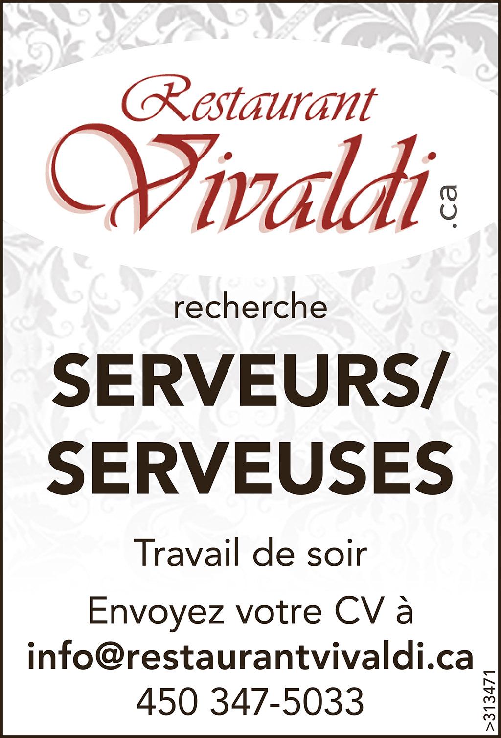 Logo de SERVEURS/ SERVEUSES
