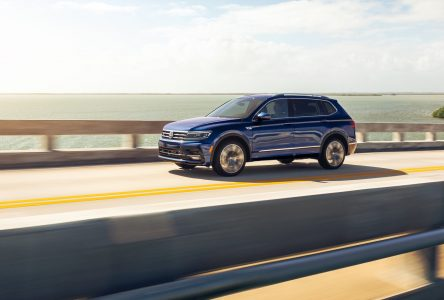 Le Volkswagen Tiguan 2021 : plus performant et convivial que jamais!