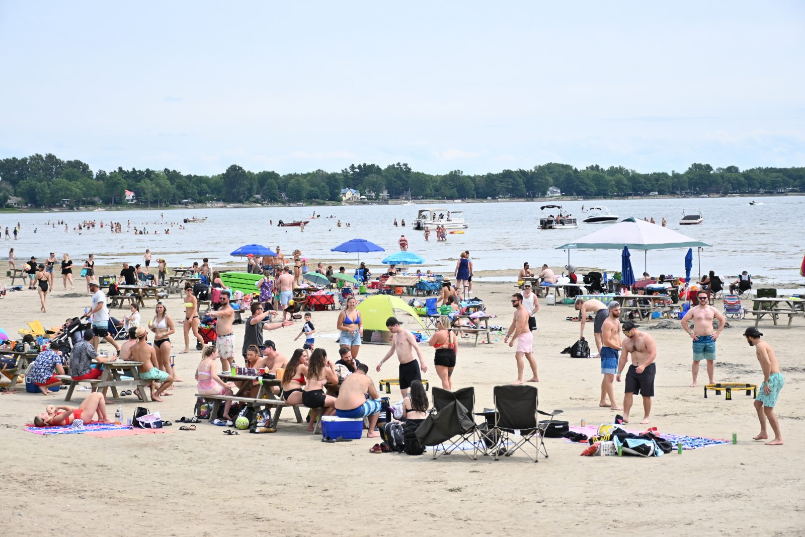 Un autre été très achalandé à Venise-en-Québec