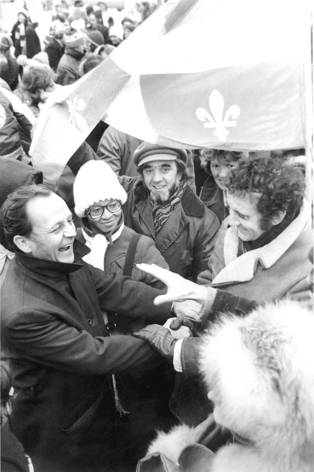 Décès de l'ancien député Jérôme Proulx