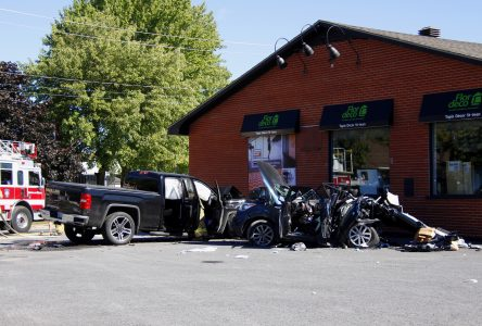 Trois morts dans un grave accident