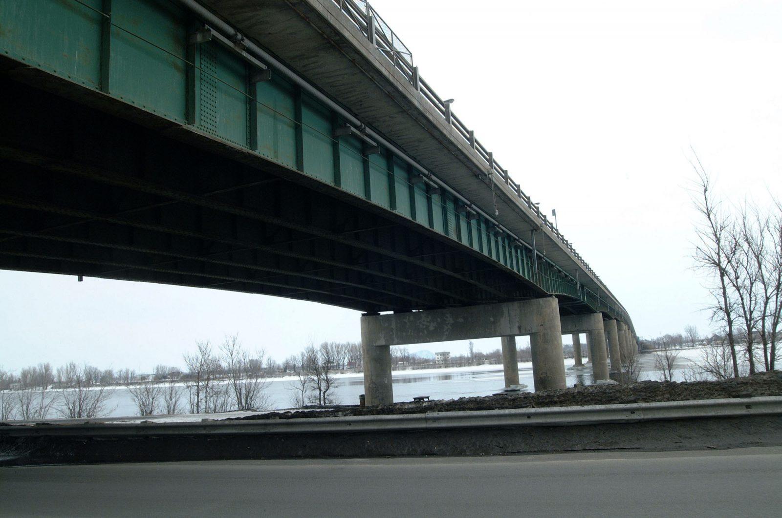 Inspection du pont Félix-Gabriel-Marchand: des entraves à la circulation