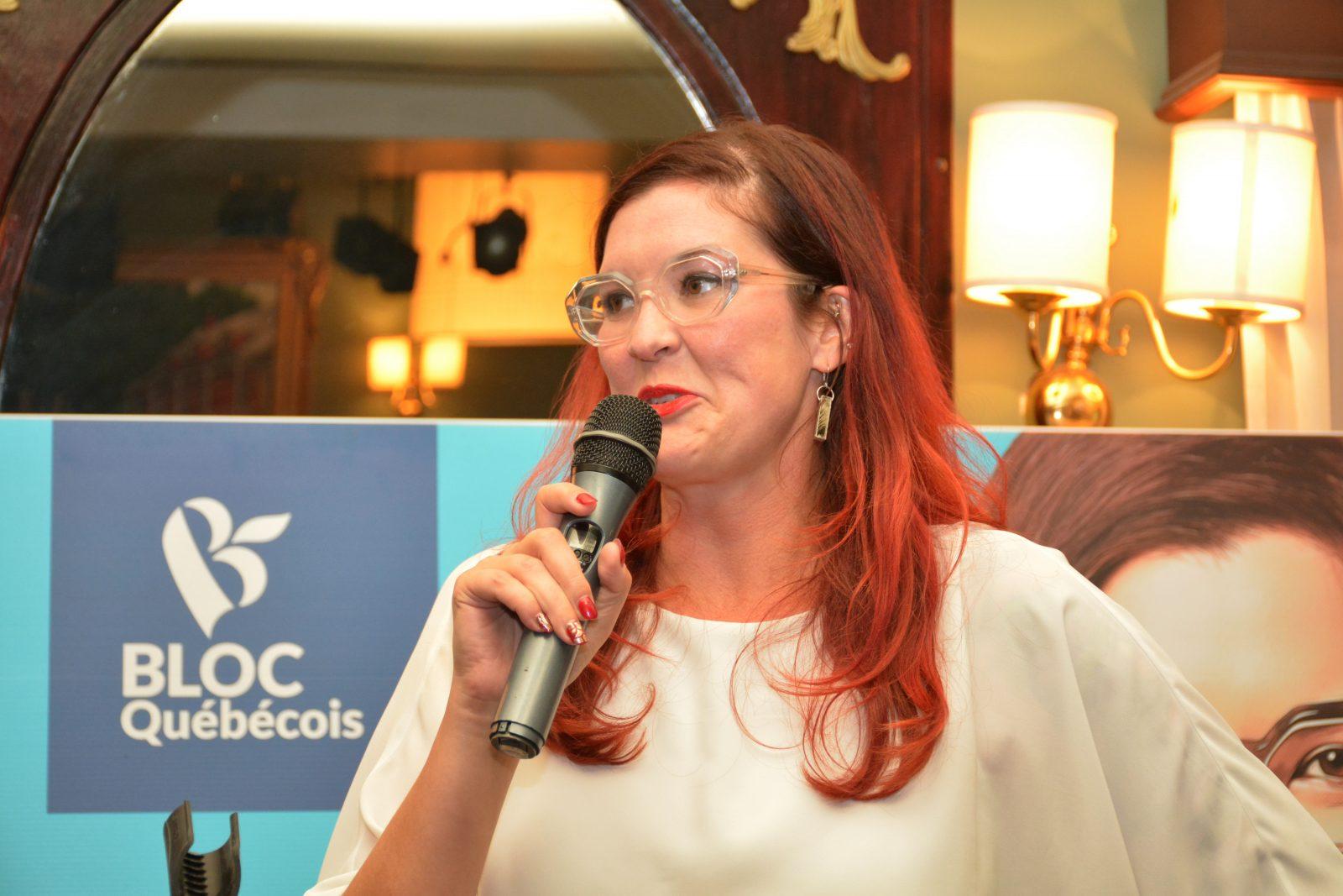 Christine Normandin déclarée élue à 22h55