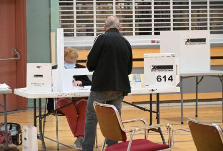 Les bureaux de vote ouverts jusqu'à 21h30