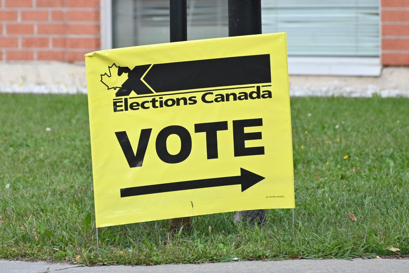 Le vote du 20 septembre a lieu de 9h30 à 21 h30