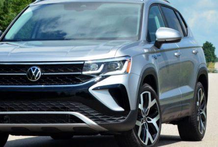 Premier essai du Volkswagen TAOS 2022 : prêt à affronter la meute
