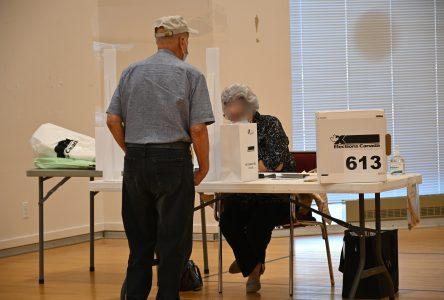 Près de 22 000 électeurs ont déjà voté