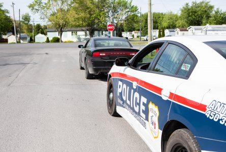 La distraction au volant dans la mire des policiers