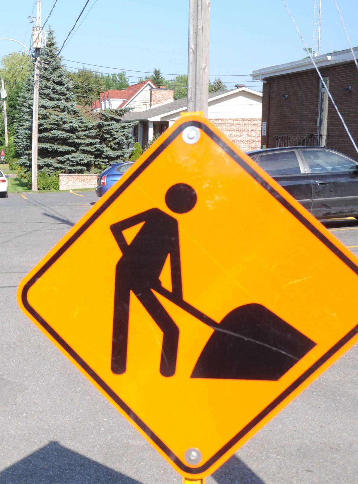 Fermeture de la route 223 entre Saint-Jean et Chambly à compter du 18 octobre